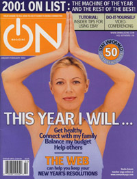 ON magazine on New York Yoga